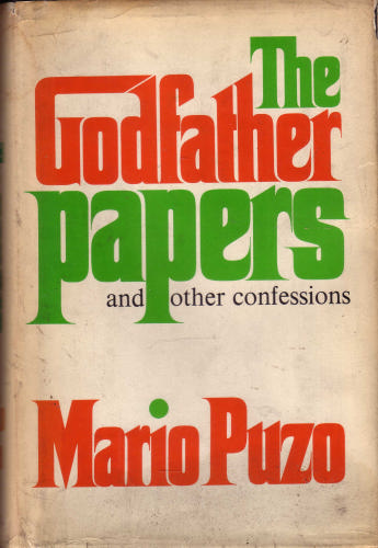 the godfather mario puzo essay In this entertaining and insightful essay, mario puzo chronicles his rise from struggling writer to the godfather notebook pulls back the curtain on the legendary.