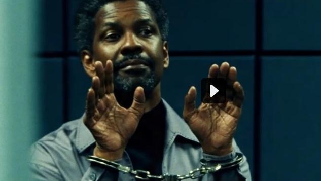 Denzel Washington from Safe House